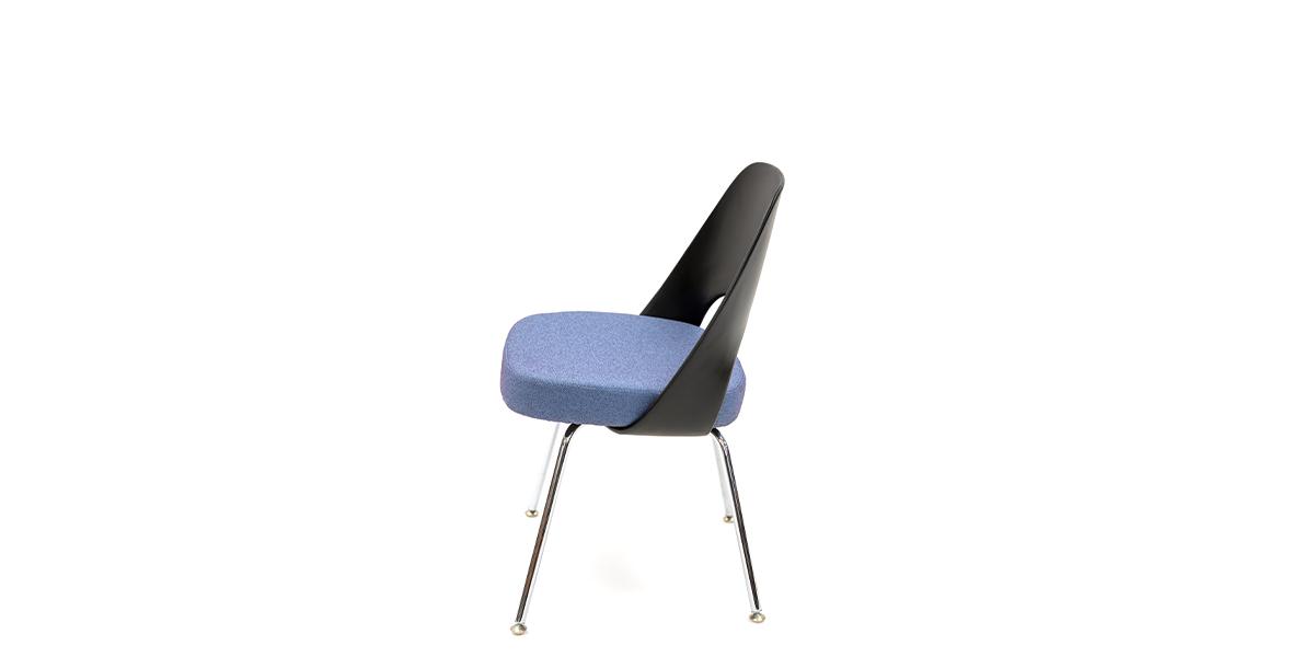Saarinen Side Chair Blue CHR014774