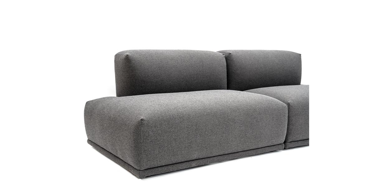 "Two Piece Muuto Sofa 92"" SOF014779"
