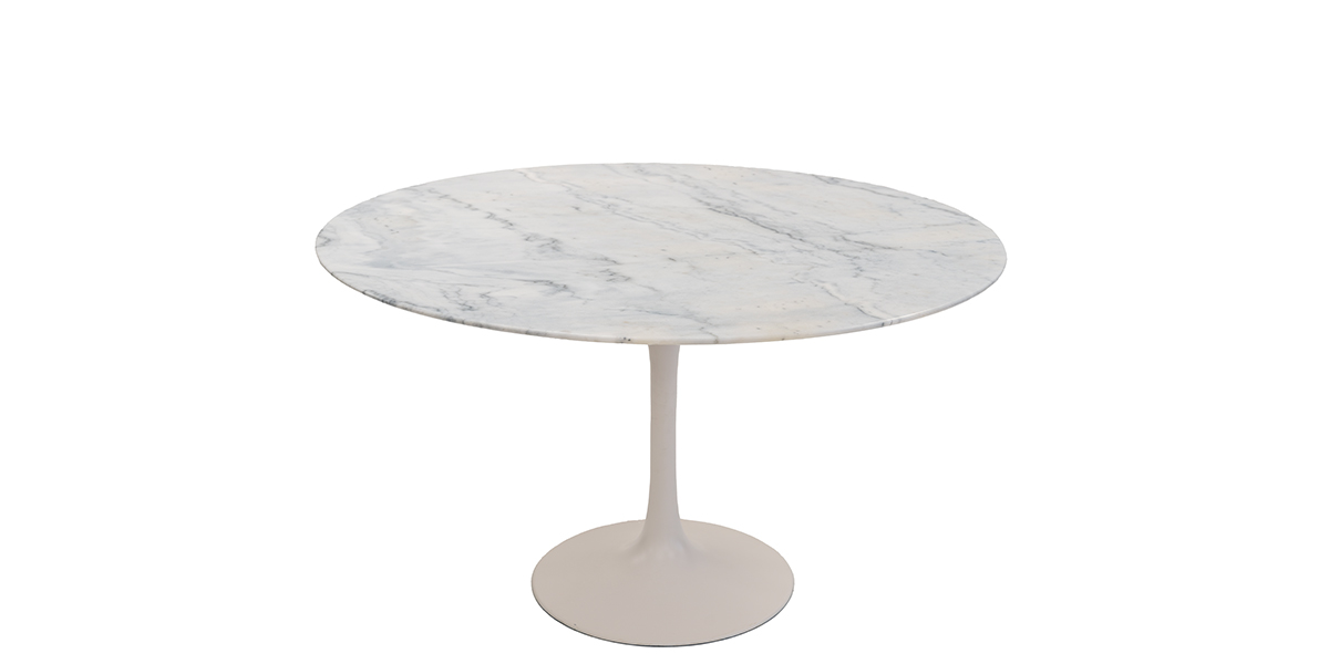 """47"""" Round Marble Table TBR014804"""