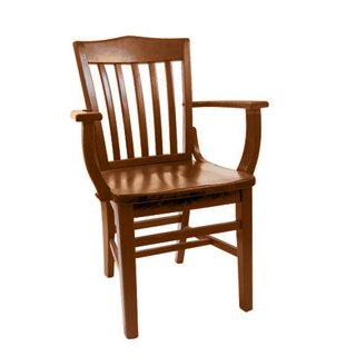 Walnut Guest Chair CHR010155