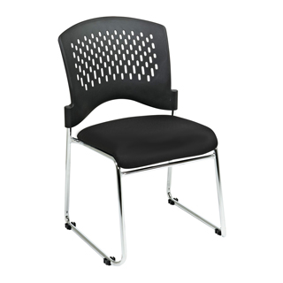 Black Stack Chair CHR011950