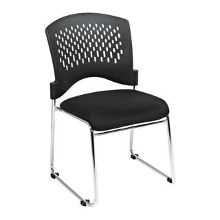 Black Stack Chair CHR011950