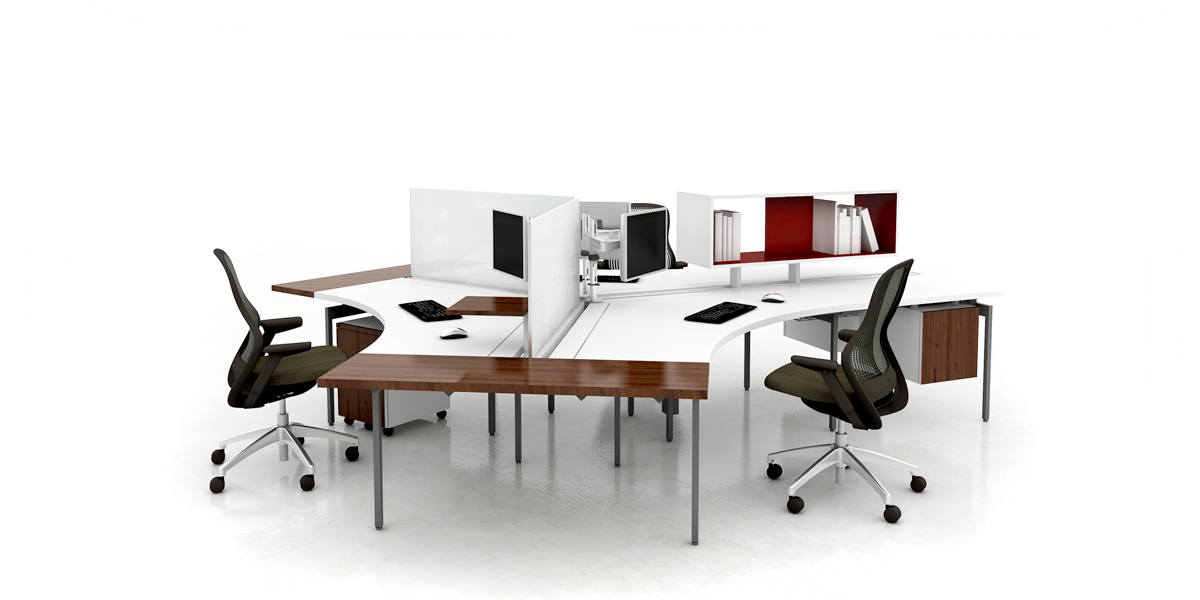 Antenna Workspaces Arenson Office Furnishings