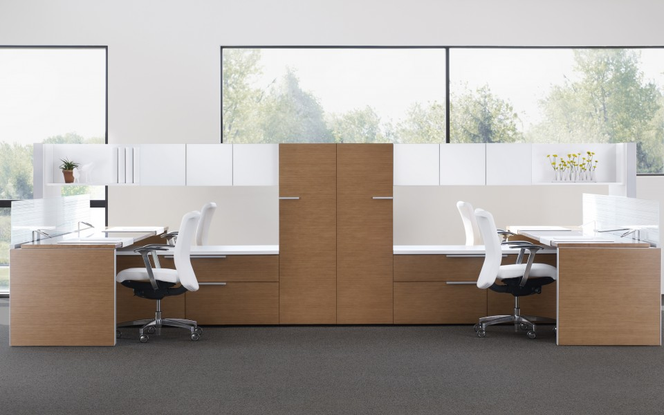 Open Floor Plan Office Furniture: Arenson Office Furnishings
