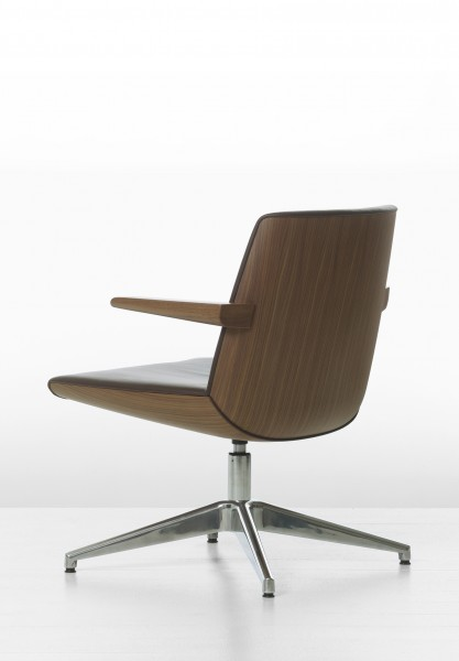 Clamshell Side Chair