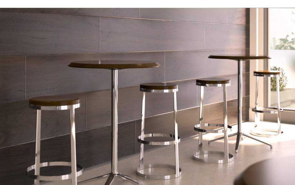 Story Folding Bar Height Table