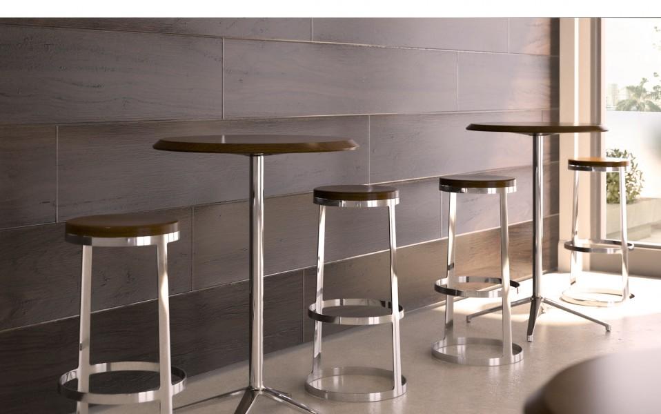 Story Folding Bar Height Table