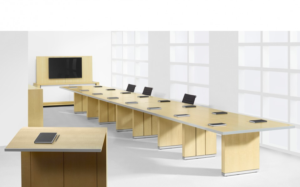 Motus Folding Conference Table