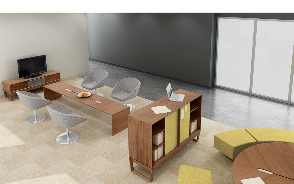 Site Low Conference Table
