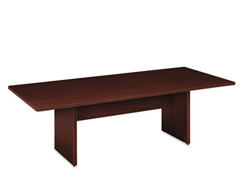 "96""w x 30""d Mahogany Conference Table TBL008814 - Arenson ..."
